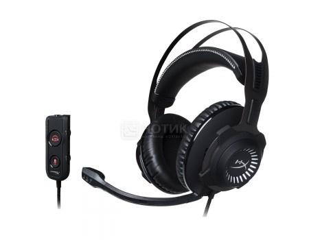 Гарнитура проводная HyperX Cloud Revolver S 7.1 Headset, Черный HX-HSCRS-GM/EE от Нотик