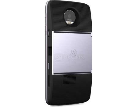 Внешний мод проектор Motorola InstaShare для смартфонов Moto Z/Z Play/Z2 Play ASMPRJTBLKEU, Черный, арт: 57487 - Motorola