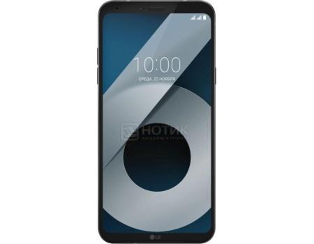"Смартфон LG Q6 M700AN 32Gb Black (Android 7.1 (Nougat)/MSM8940 1400MHz/5.5"" 2160x1080/3072Mb/32Gb/4G LTE ) [LGM700AN.ACISBK]"