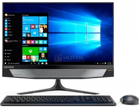 Моноблок Lenovo IdeaCentre 720-24 (23.8 TN (LED)/ Core i7 7700 3600MHz/ 16384Mb/ HDD SSD 2000Gb/ NVIDIA GeForce® GTX 960A 2048Mb) MS Windows 10 Home (64-bit) [F0CM0036RK], арт: 57534 - Lenovo
