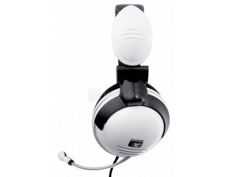 Гарнитура проводная Steelseries 5H v2 USB, Черный/Белый 1м 61001, арт: 57545 - SteelSeries