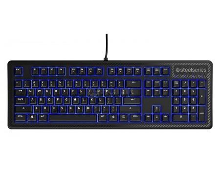 Клавиатура проводная Steelseries Apex 100 USB Gamer LED, Черный 64438, арт: 57555 - SteelSeries