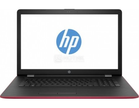 Ноутбук HP 17-ak029ur (17.3 TN (LED)/ E-Series E2-9000e 1500MHz/ 4096Mb/ SSD / AMD Radeon R2 series 64Mb) Free DOS [2CP43EA]