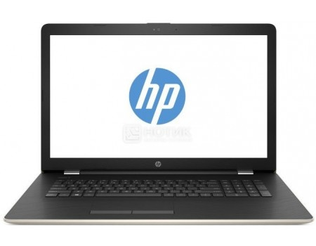 Ноутбук HP 17-ak033ur (17.3 TN (LED)/ A9-Series A9-9420 3000MHz/ 4096Mb/ HDD 500Gb/ AMD Radeon R5 series 64Mb) Free DOS [2CP47EA]