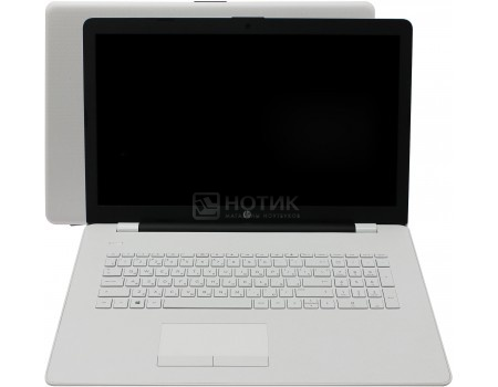 Ноутбук HP 17-ak036ur (17.3 TN (LED)/ A9-Series A9-9420 3000MHz/ 6144Mb/ HDD 500Gb/ AMD Radeon R5 series 64Mb) MS Windows 10 Home (64-bit) [2CP50EA]