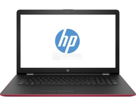 Ноутбук HP 17-ak039ur (17.3 TN (LED)/ A9-Series A9-9420 3000MHz/ 6144Mb/ HDD 500Gb/ AMD Radeon R5 series 64Mb) MS Windows 10 Home (64-bit) [2CP53EA]