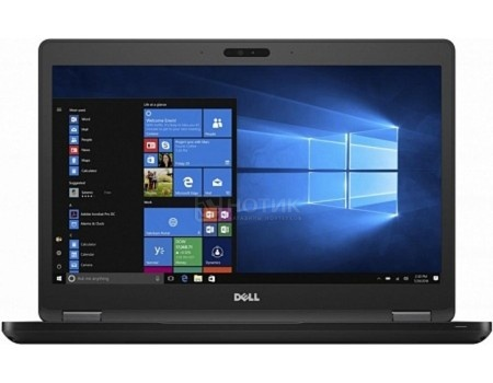 Ноутбук Dell Latitude 3480 (14.0 TN (LED)/ Core i5 6200U 2300MHz/ 4096Mb/ SSD / AMD Radeon R5 M430X 2048Mb) MS Windows 10 Professional (64-bit) [3480-6126]