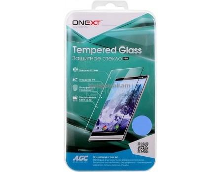 Фотография товара защитное стекло ONEXT для смартфона Sony Xperia XA1 3D белое 41314 (57654)