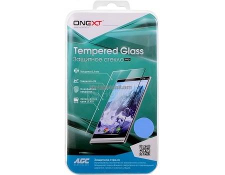 Защитное стекло ONEXT для смартфона Sony Xperia XA1 3D черное 41313 фото