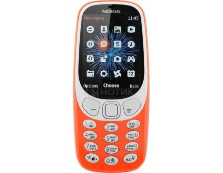 Смартфон Nokia 3310 Dual Sim 2017 (/ /2.4* 320x240//0.01Gb/ ) [A00028102], арт: 57705 - Nokia