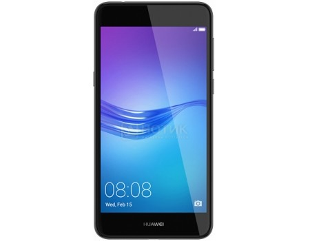 Смартфон Huawei Nova Y5 2017 16Gb Gray (Android 6.0 (Marshmallow)/MT6737T 1400MHz/5.0