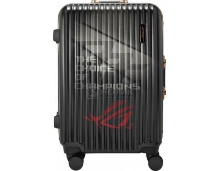 Чемодан на колесах 24&* ASUS ROG Ranger Suitcase, 90XB0310-BTR000 , поликарбонат/алюминий , Черный, арт: 57721 - ASUS