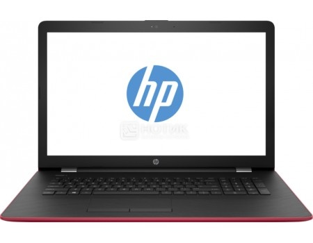 Ноутбук HP 17-ak043ur (17.3 TN (LED)/ A6-Series A6-9220 2500MHz/ 4096Mb/ HDD 500Gb/ AMD Radeon 520 2048Mb) MS Windows 10 Home (64-bit) [2CP59EA], арт: 57739 - HP