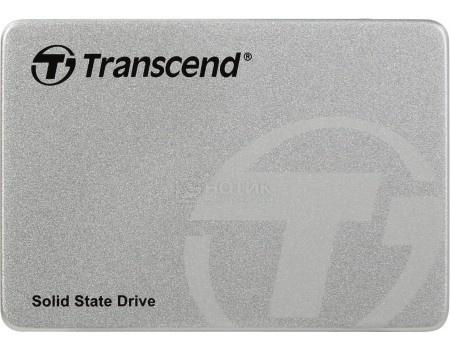 """Внутренний SSD-накопитель Transcend 220S 480Gb 2,5"""" SATA-III, TLC, Серый TS480GSSD220S фото"""