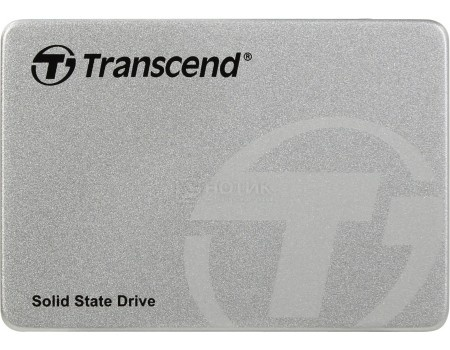 "Фотография товара внутренний SSD-накопитель Transcend 220S 480Gb 2,5"" SATA-III, TLC, Серый TS480GSSD220S (57744)"