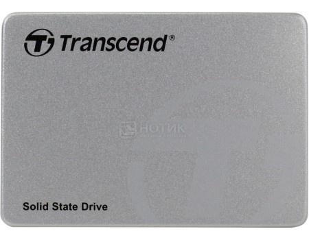 "Фотография товара внутренний SSD-накопитель Transcend 370S 512Gb 2,5"" SATA-III, MLC, Серый TS512GSSD370S (57746)"