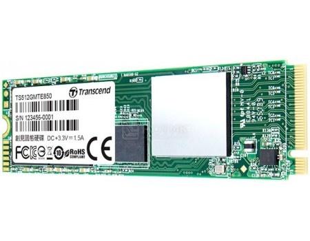 Фотография товара внутренний SSD-накопитель Transcend MTE850, 512GB M.2 2280, PCI-E, MLC, TS512GMTE850 (57748)