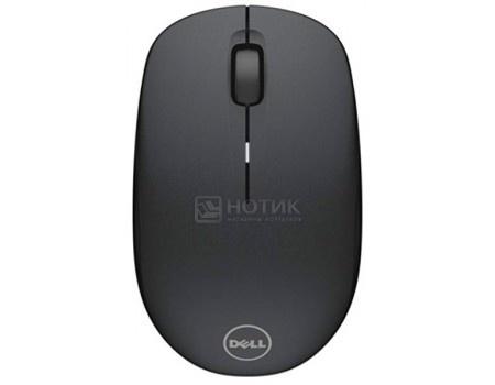 Фотография товара мышь беспроводная Dell WM126 Wireless Mouse 570-AAMH, 1000dpi, Черный (57769)