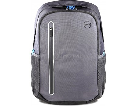 "Фотография товара рюкзак 15,6"" Dell Urban Backpack, Нейлон, Серый 460-BCBC (57770)"