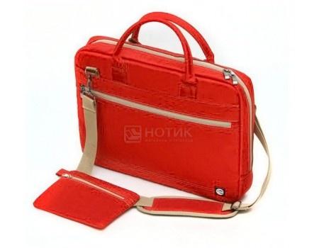 """Фотография товара сумка 15,6"""" Cross Case CC15-012, Нейлон, Красный (57793)"""