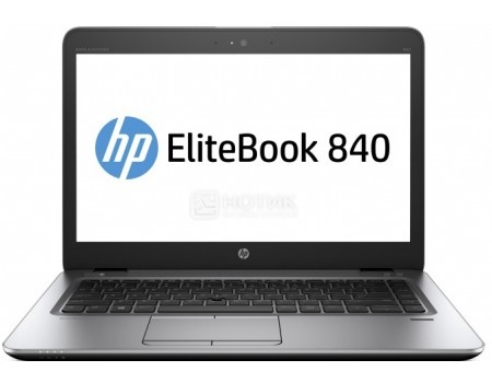 Ноутбук HP EliteBook 840 G4 (14.0 TN (LED)/ Core i7 7500U 2700MHz/ 8192Mb/ SSD / Intel HD Graphics 620 64Mb) MS Windows 10 Professional (64-bit) [1EN01EA], арт: 57802 - HP