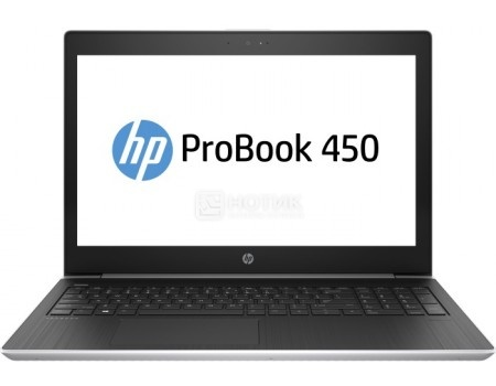 Ноутбук HP Probook 450 G5 (15.6 TN (LED)/ Core i7 8550U 1800MHz/ 8192Mb/ HDD SSD 1000Gb/ NVIDIA GeForce GT 930MX 2048Mb) MS Windows 10 Professional (64-bit) [3BZ52ES], арт: 57815 - HP