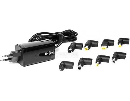 Универсальное зарядное устройство TopON U90W для ноутбуков и цифровой техники. 8 коннекторов. фото