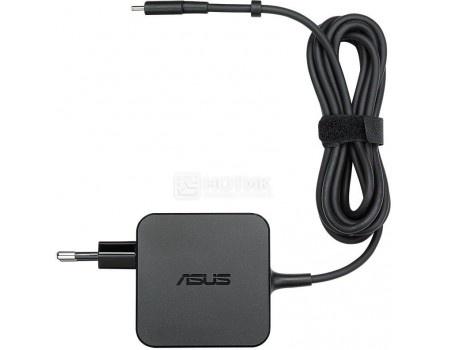 Зарядное устройство ASUS AC65-00 для ноутбуков 65W, USB Type C, Черный 90XB04EN-MPW010
