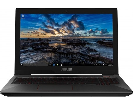 Ноутбук ASUS FX503VD-E4235 (15.6 IPS (LED)/ Core i5 7300HQ 2500MHz/ 8192Mb/ SSD / NVIDIA GeForce® GTX 1050 2048Mb) Без ОС [90NR0GN1-M04550]