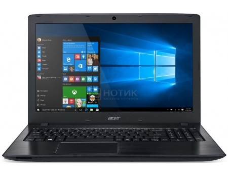 Ноутбук Acer Aspire E5-576G-54T1 (15.6 TN (LED)/ Core i5 7200U 2500MHz/ 6144Mb/ HDD+SSD 1000Gb/ NVIDIA GeForce GT 940MX 2048Mb) MS Windows 10 Home (64-bit) [NX.GU2ER.013]
