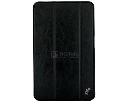 Чехол-книжка G-Case Slim Premium для планшета Samsung Galaxy Tab A 10.1 SM-T580, Искусственная кожа, Black, Черный, GG-734, арт: 57910 - G-Case