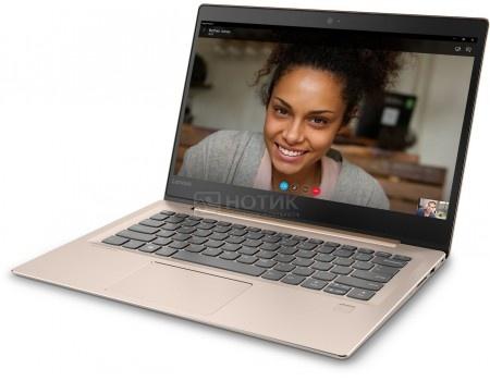 Ноутбук Lenovo IdeaPad 520s-14 (14.0 IPS (LED)/ Core i3 7100U 2400MHz/ 4096Mb/ SSD / Intel HD Graphics 620 64Mb) MS Windows 10 Home (64-bit) [80X200DLRK]
