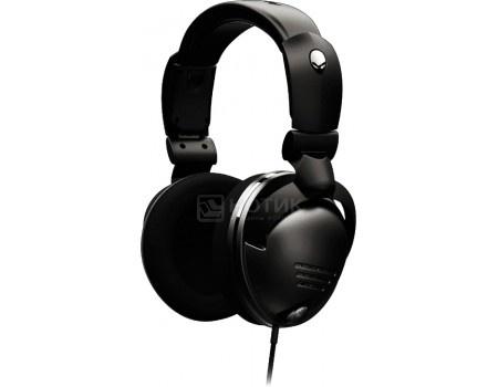 Фотография товара гарнитура проводная Dell Alienware TactX, Черный 520-AAJF (57938)