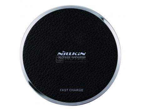Купить беспроводное зарядное устройство Nillkin Magic disk III Wireless charger, Черный MD-WCP III-FC Black (57947) в Москве, в Спб и в России