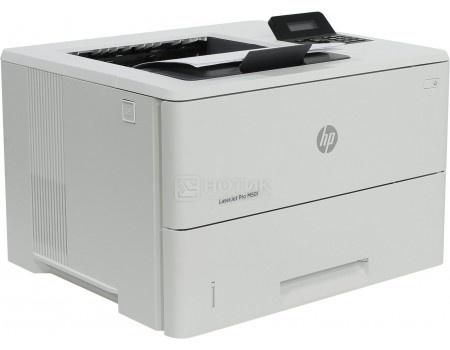 Фотография товара принтер лазерный монохромный HP LaserJet Pro M501dn, A4, ADF, 43 стр/мин, 256Мб, дуплекс, USB, LAN, Белый J8H61A (57960)