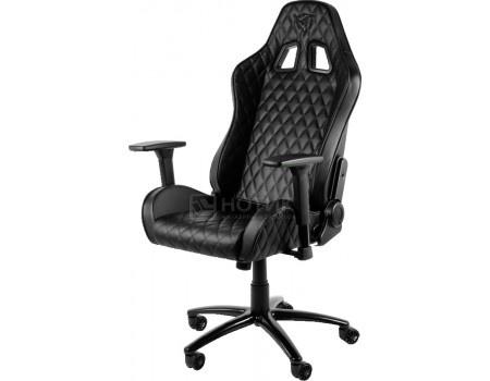 Кресло геймерское ThunderX3 TX3-31B, Искусственная кожа, Черный TGC31-B от Нотик