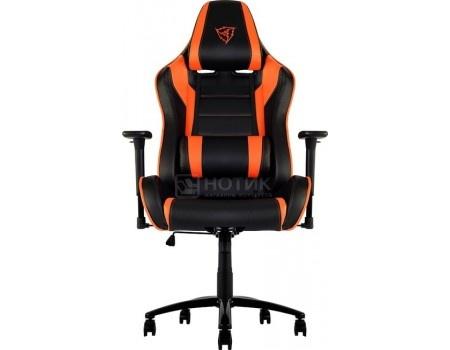 Кресло геймерское ThunderX3 TX3-30BO, Искусственная кожа, Черный/ Оранжевый TGC30-BO от Нотик
