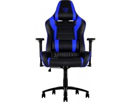Кресло геймерское ThunderX3 TX3-30BB, Искусственная кожа, Черный/Синий TGC30-BB от Нотик