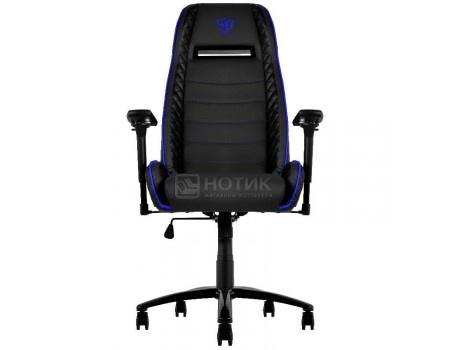 Кресло геймерское ThunderX3 TX3-40BB, Искусственная кожа, Черный/Синий TGC40-BB от Нотик