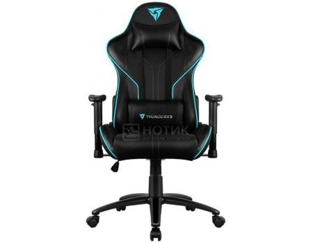 Купить кресло геймерское ThunderX3 RC3, Искусственная кожа, Черный TX3RC3 (58035) в Москве, в Спб и в России
