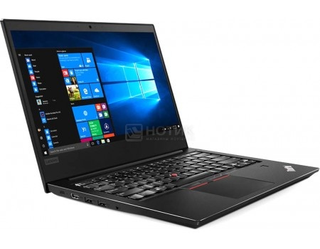 Фотография товара ноутбук Lenovo ThinkPad Edge E480 (14.0 IPS (LED)/ Core i5 8250U 1600MHz/ 8192Mb/ SSD / Intel UHD Graphics 620 64Mb) MS Windows 10 Professional (64-bit) [20KN001QRT] (58081)