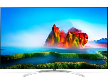 Телевизор LG 65 65SJ930V LED, UHD, IPS, Smart TV (webOS 3.5), PMI 3200, Белый(черная рамка)