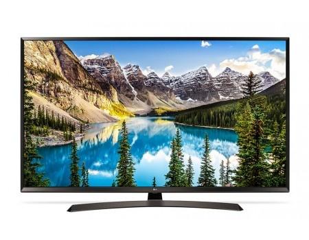 Фотография товара телевизор LG 65 65UJ634V LED, UHD, IPS, Smart TV (webOS 3.5), PMI 1600, Коричневый (Черный) (58100)