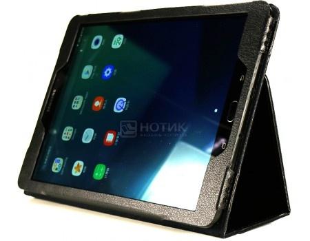 Фотография товара чехол-подставка IT Baggage для планшета Samsung Galaxy TAB S2/S3 9,7, Искусственная кожа, Черный, ITSSGTS232-1 (58101)
