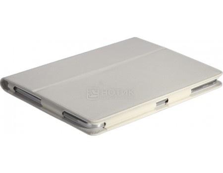 "Чехол-подставка IT Baggage для планшета Huawei Media Pad M3 Lite 10"" Искусственная кожа, Белый ITHWM310-0"