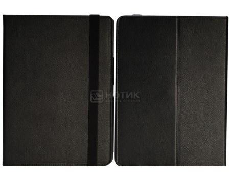 Фотография товара чехол-подставка IT Baggage для планшета Lenovo Tab 4 10, TB-X304L, Искусственная кожа, Поворотный, Черный ITLNT411-1 (58104)