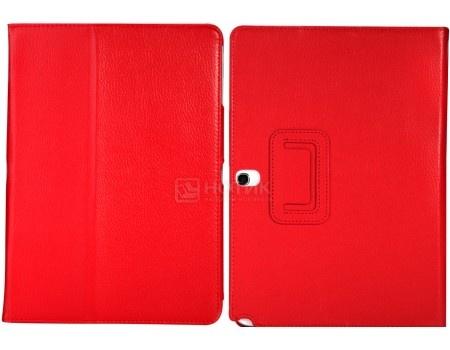 Фотография товара чехол-подставка IT Baggage для планшета Lenovo Tab 4 10, TB-X304L, Искусственная кожа, Красный ITLNT410-3 (58106)