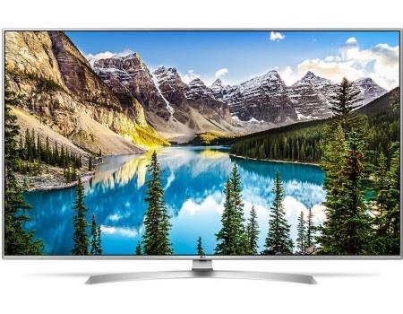 Телевизор LG 65 65UJ675V LED, UHD, IPS, Smart TV (webOS 3.5), PMI 1900, Черный (с серебристой рамкой)