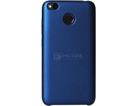 Фотография товара чехол-накладка Xiaomi для смартфона Xiaomi Redmi 4X, Пластик, Синий ATF4822GL (58118)