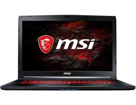 Ноутбук MSI GL72M 7RDX-1486XRU (17.3 TN (LED)/ Core i5 7300HQ 2500MHz/ 8192Mb/ HDD 1000Gb/ NVIDIA GeForce® GTX 1050 2048Mb) Free DOS [9S7-1799E5-1486]